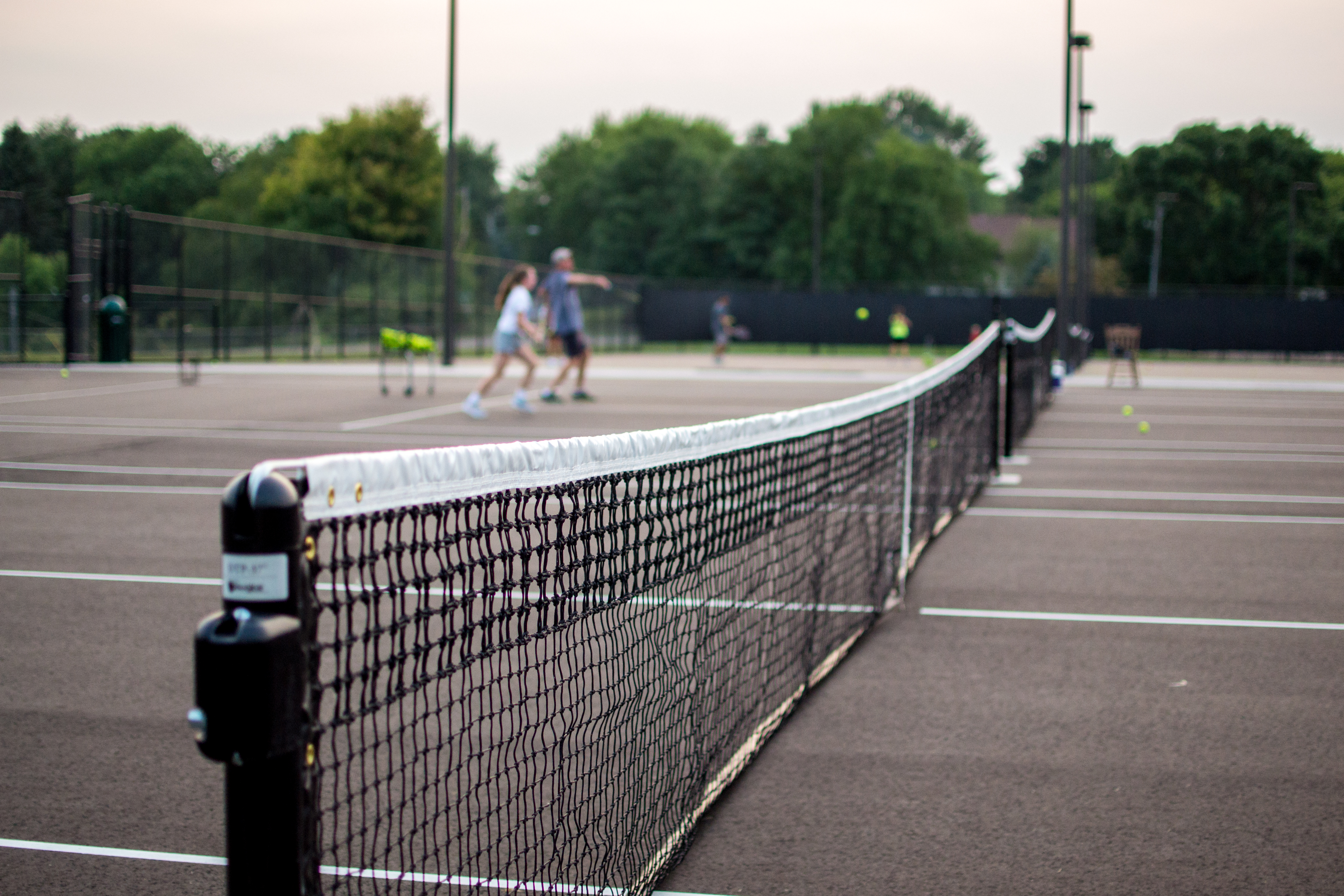 Chisago Lakes Tennis Courts - 5