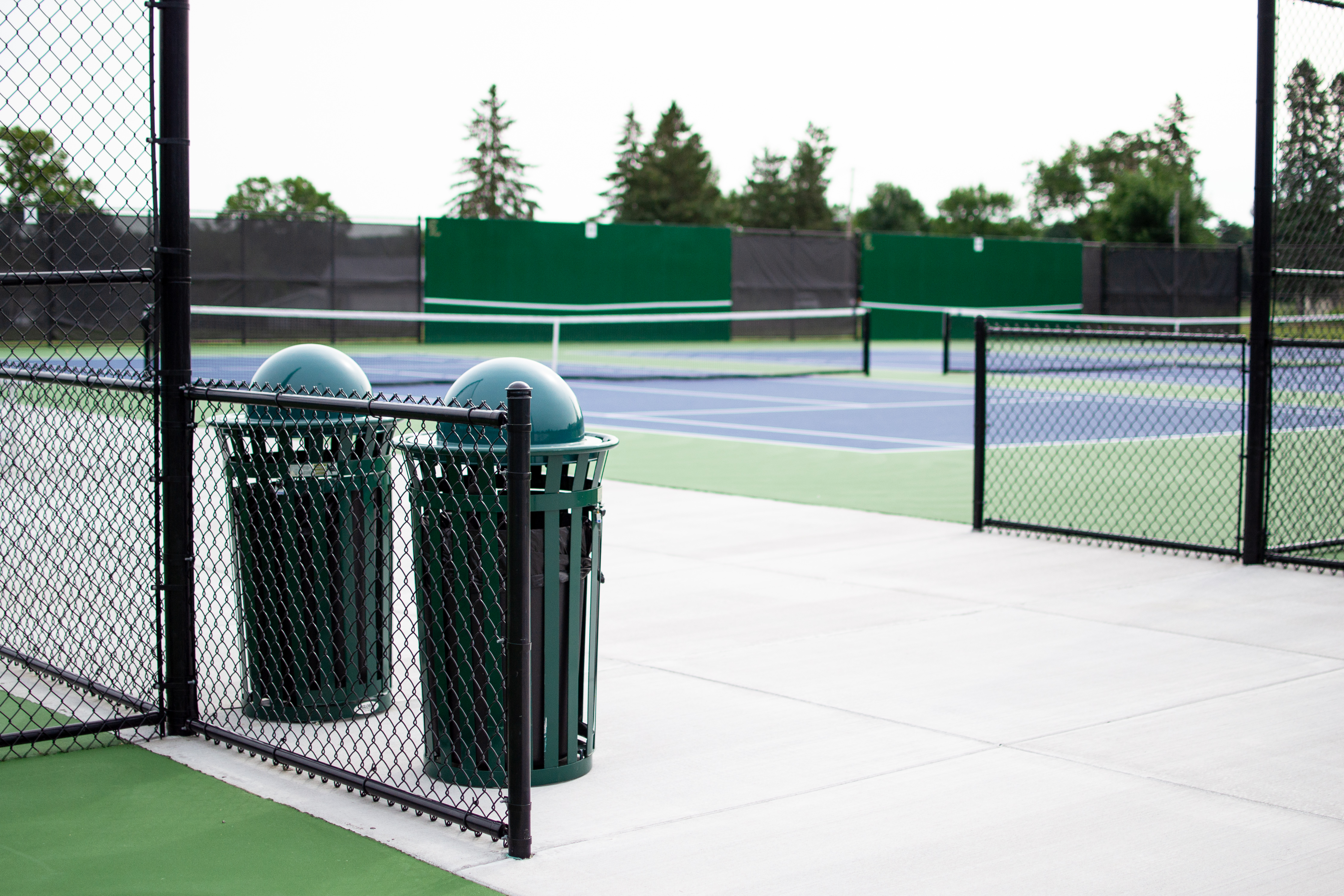Chisago Lakes Tennis Courts - 7