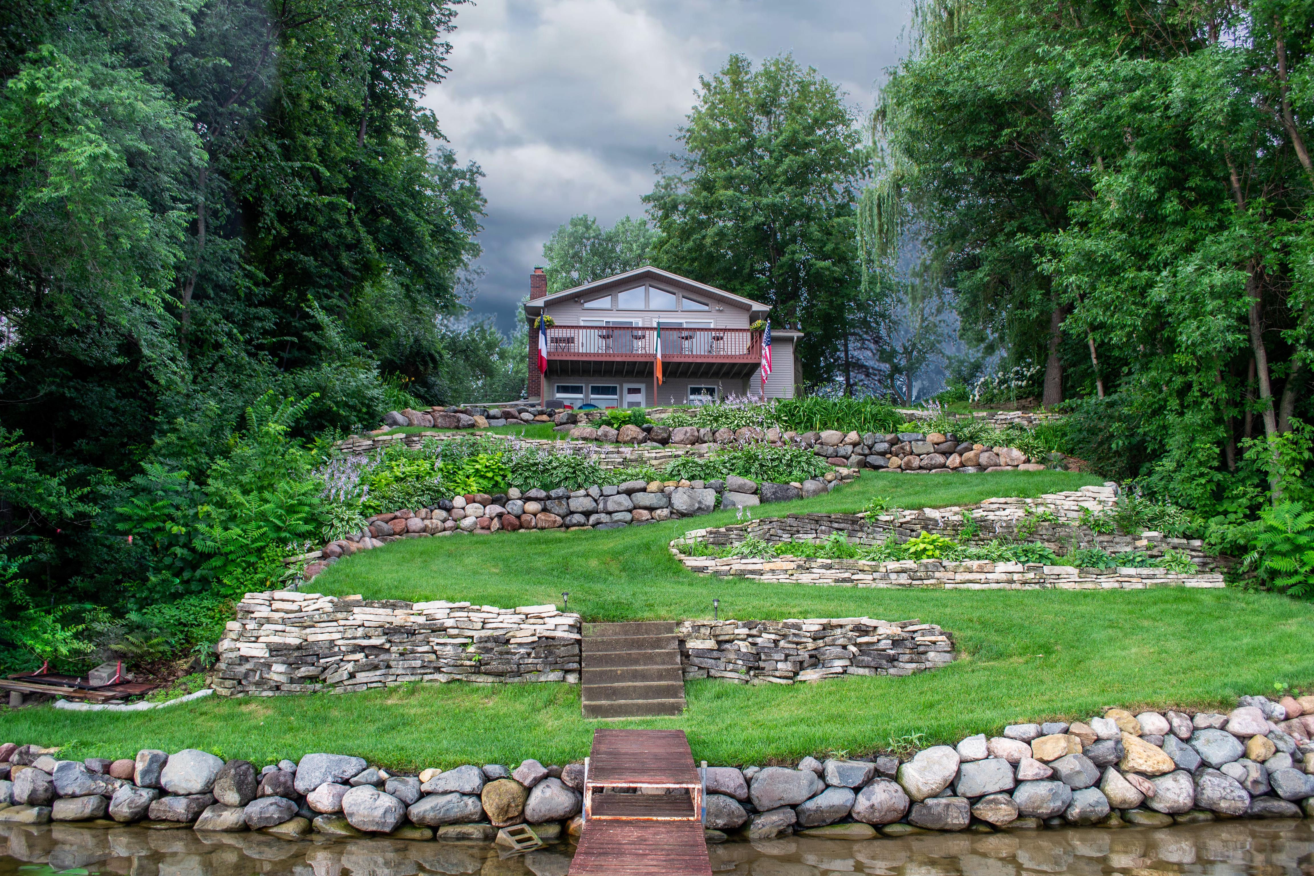 Lakefront Restoration