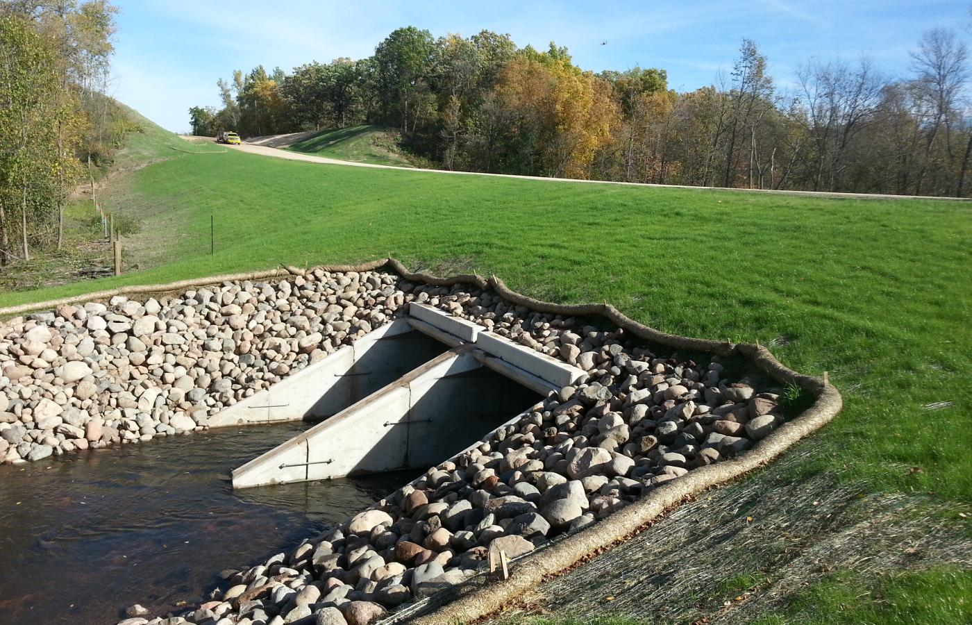 Chisago County Box Culvert - 5