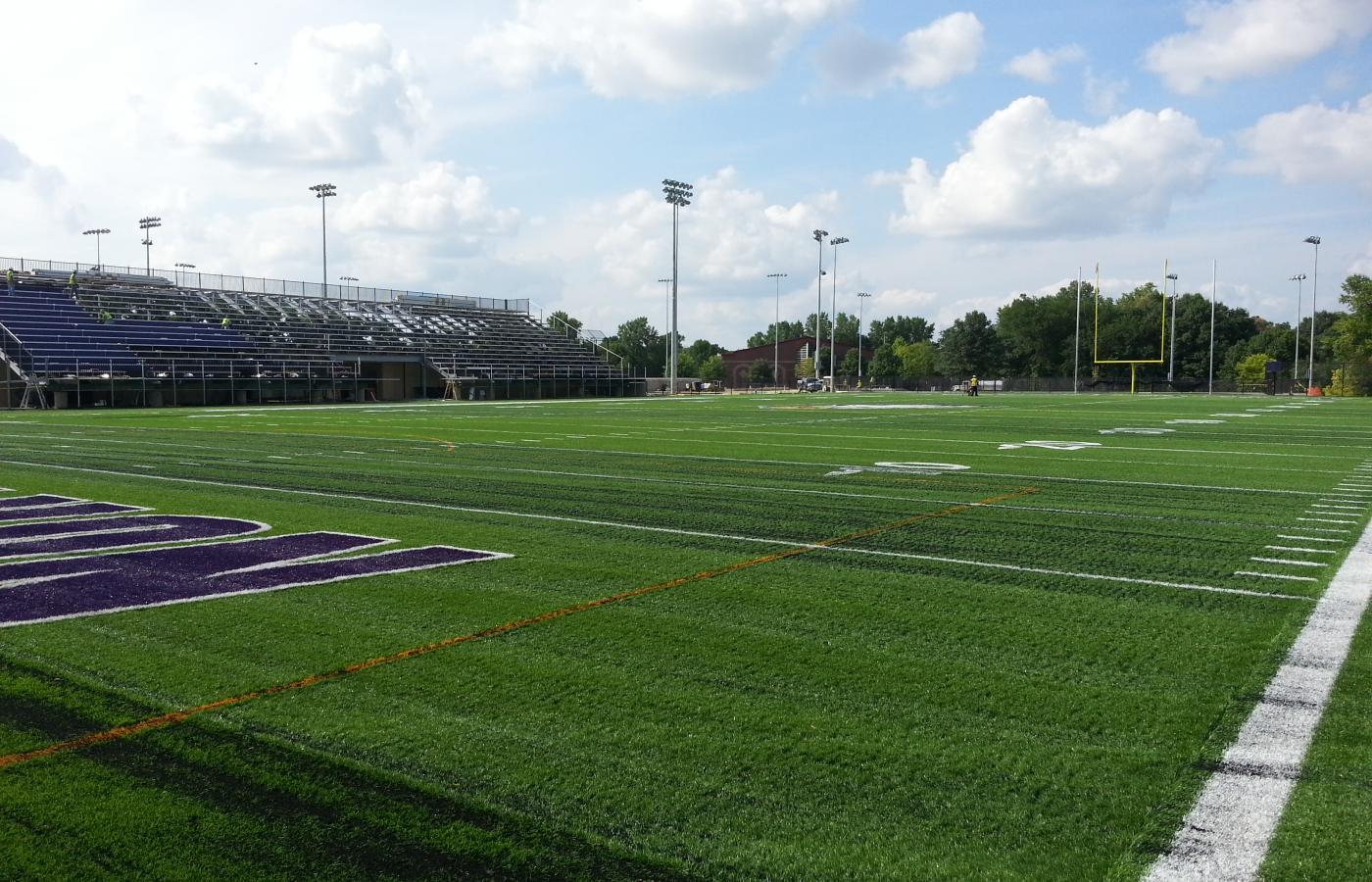 University of Northwestern Athletic Complex - 2