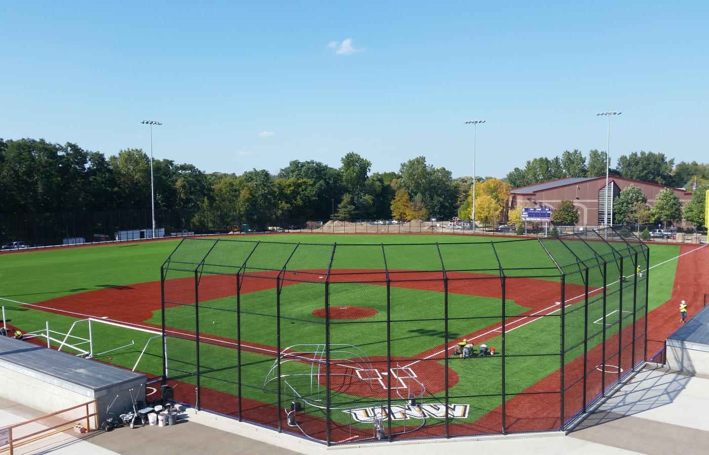 University of Northwestern Athletic Complex - 5