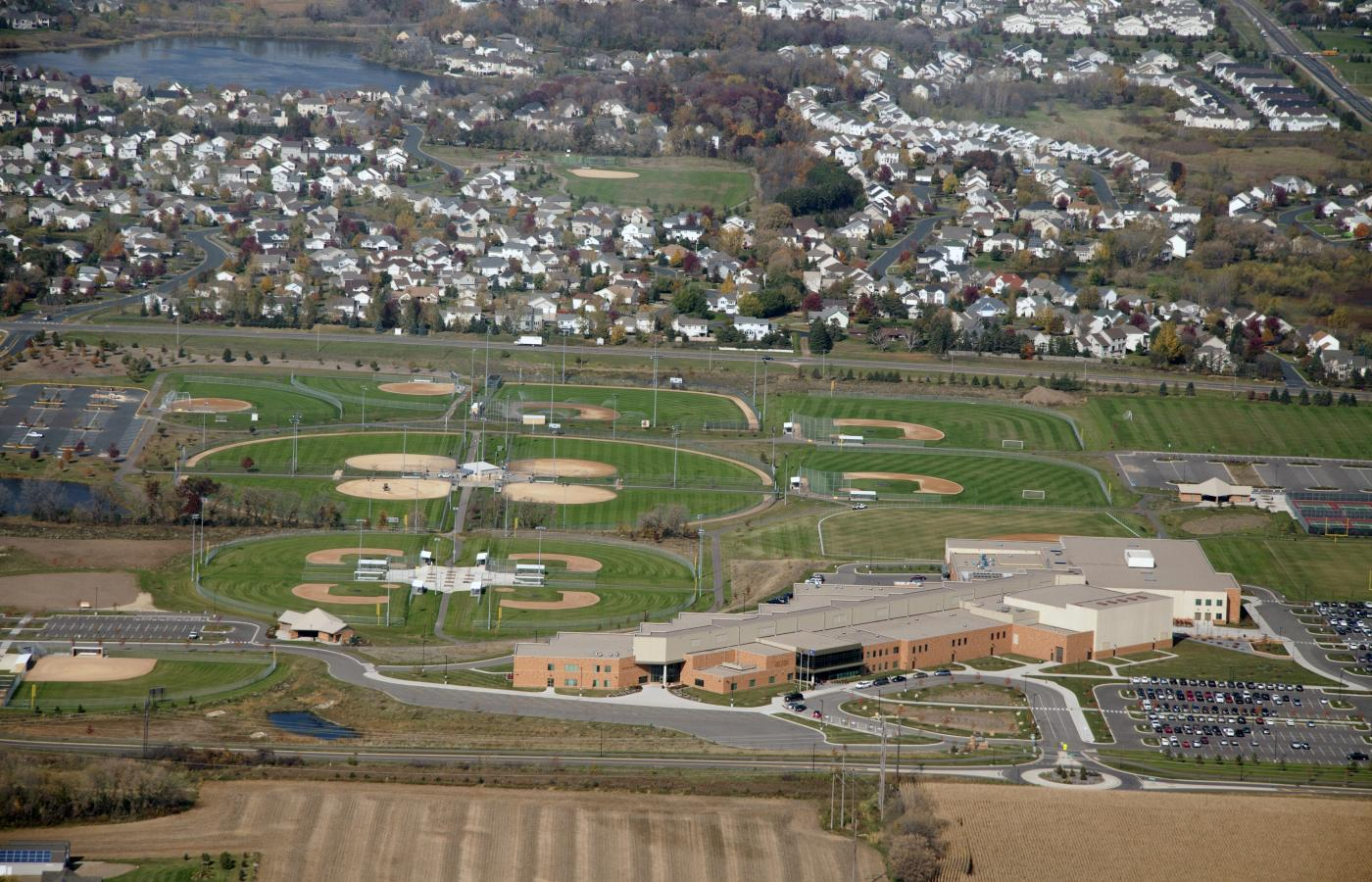Bielenberg Sports Complex/East Ridge High School - 6