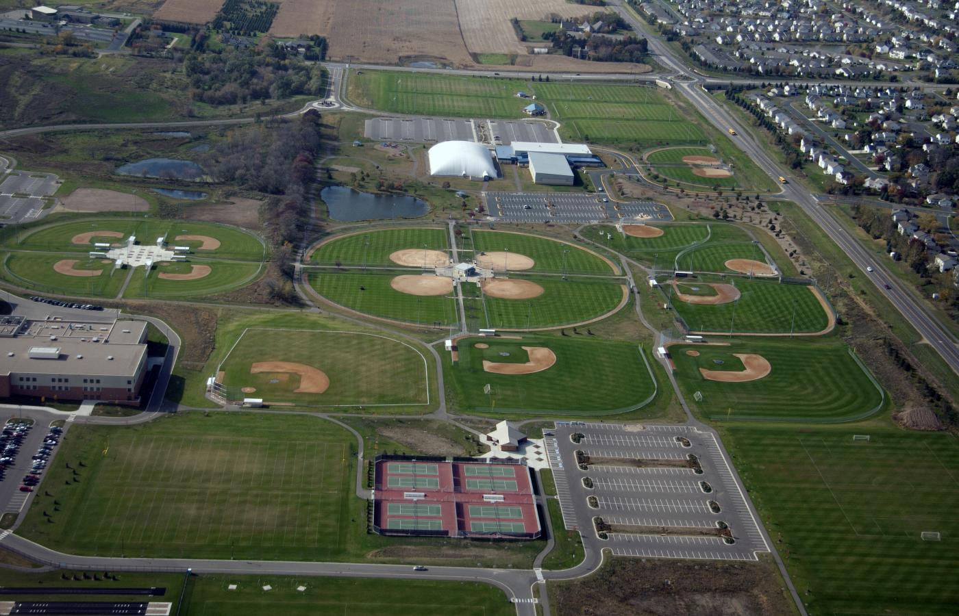 Bielenberg Sports Complex/East Ridge High School