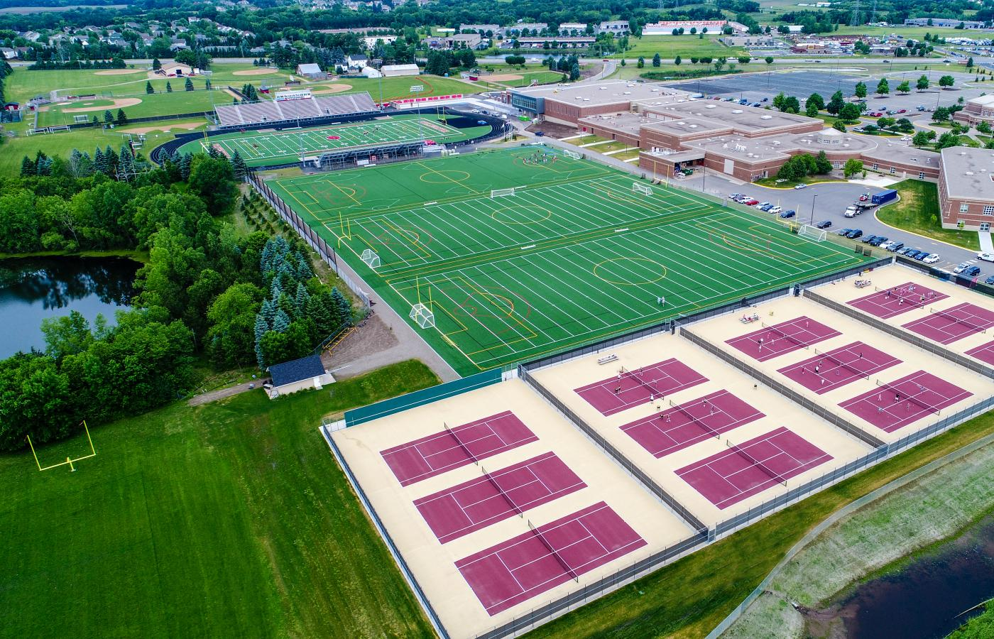 Stillwater High School Athletic Complex - 3