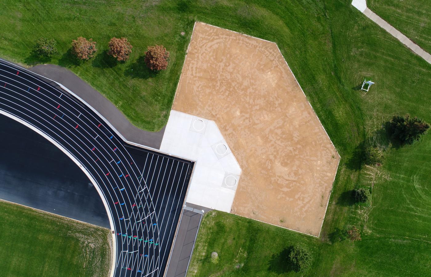 Monticello High School Athletic Complex - 2
