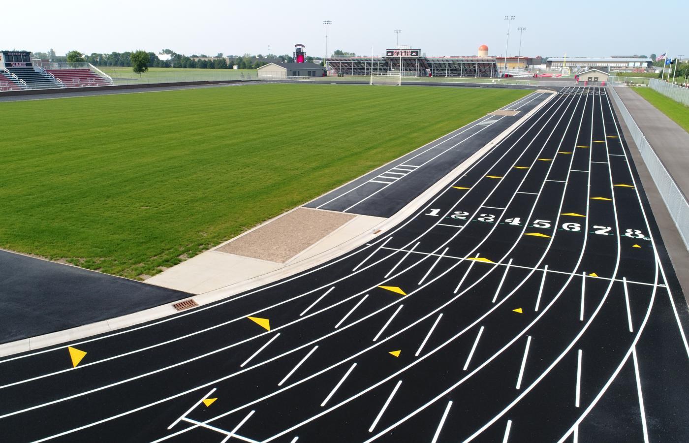 Monticello High School Athletic Complex - 4