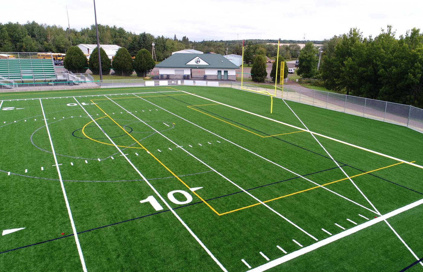 Proctor Rails Turf Field - 3