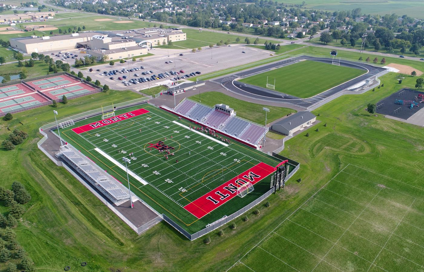 Monticello High School Athletic Complex - 1