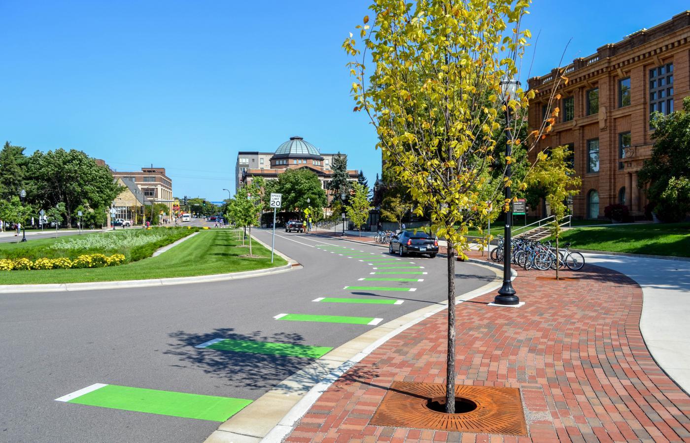 University of Minnesota Pleasant Street - 2