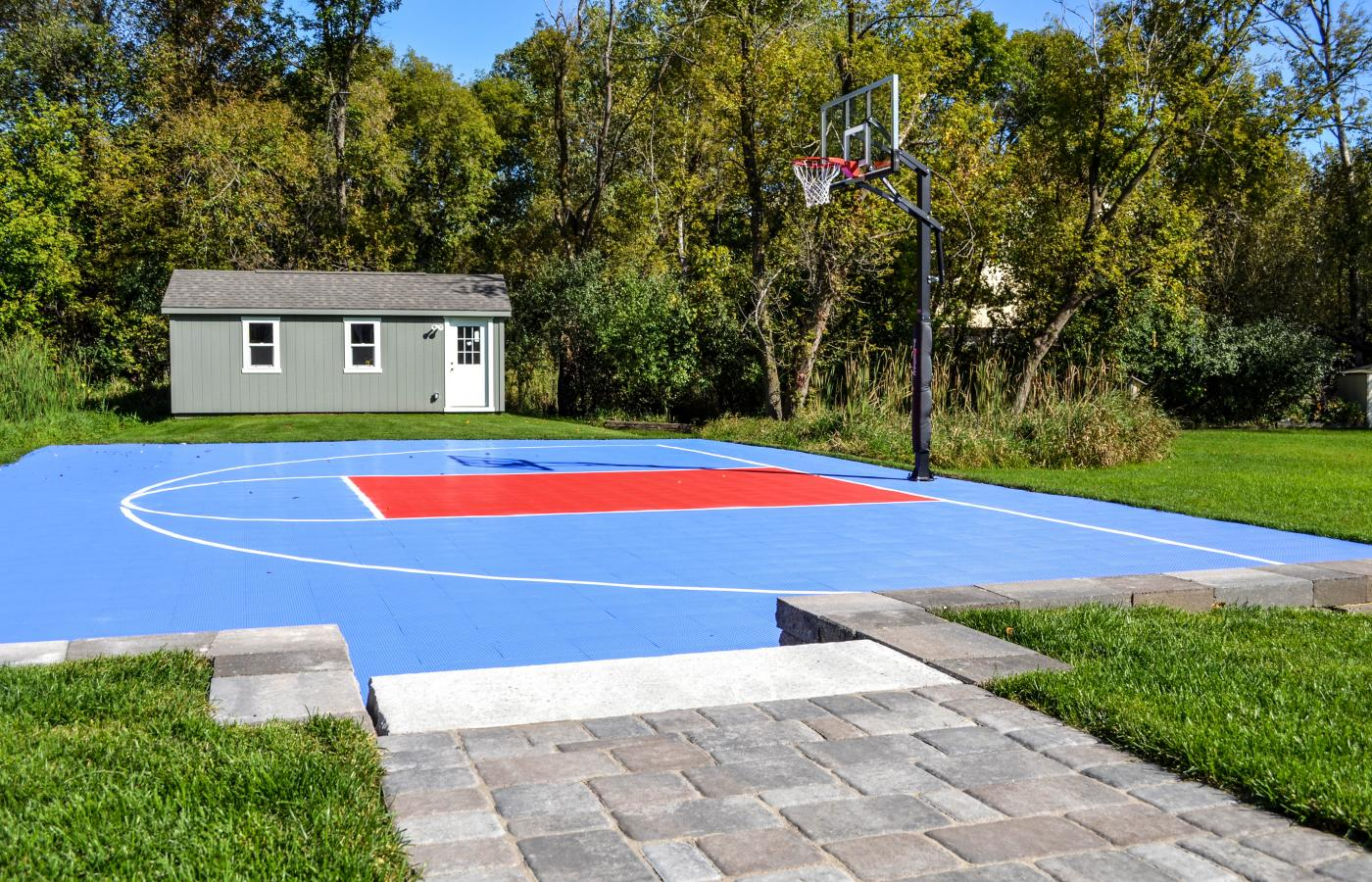 Basketball Court - 4