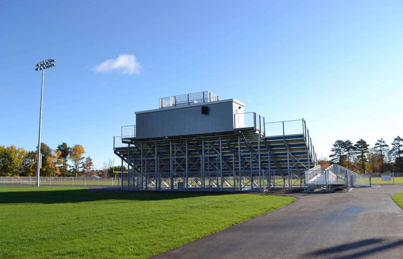 Braham HS Athletic Complex - 8