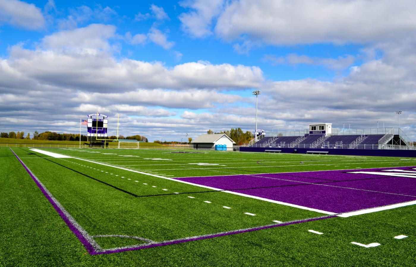 Buffalo HS Athletic Complex - 3