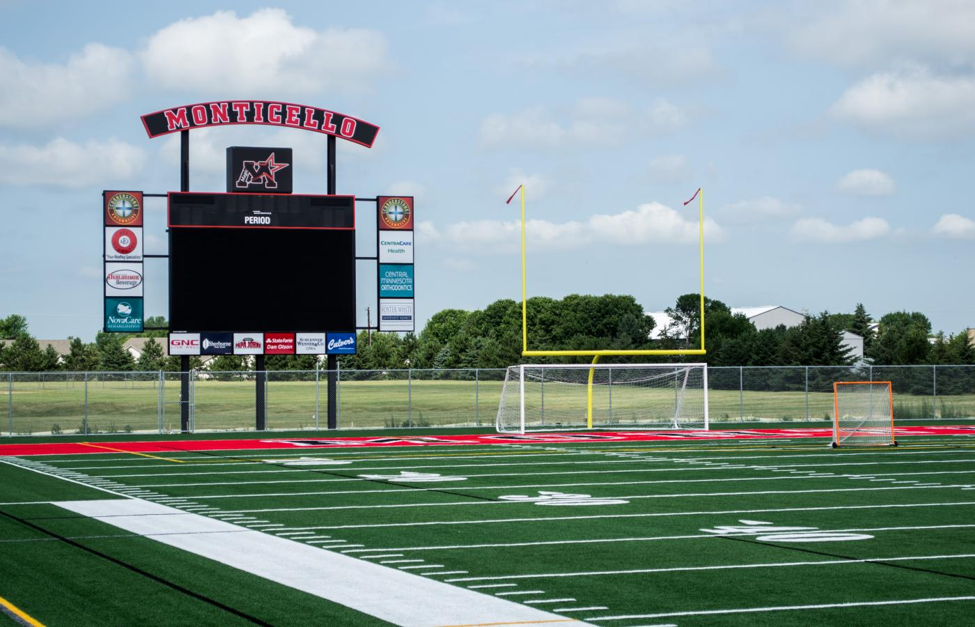 Monticello High School Athletic Complex - 3