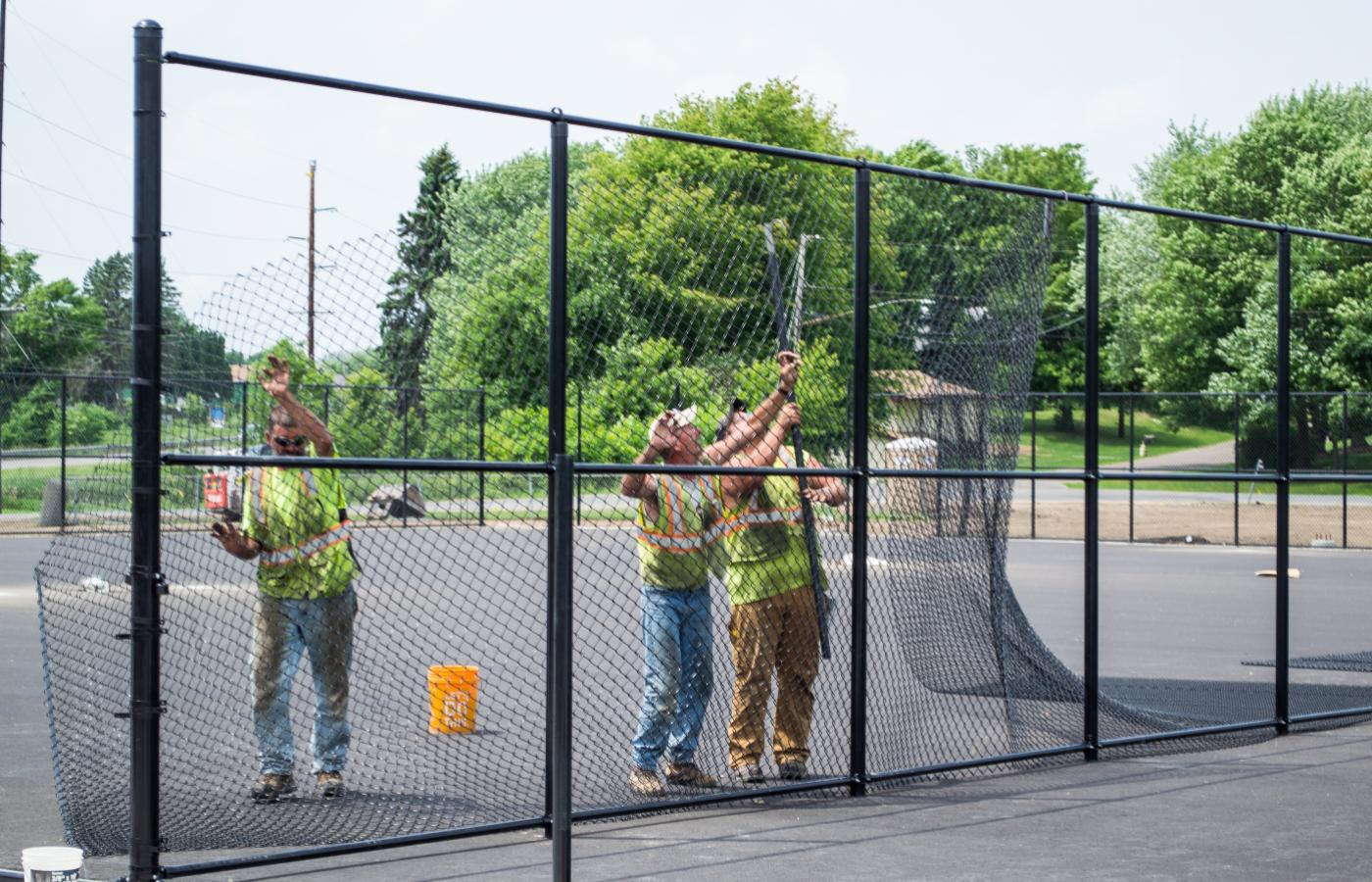 Chisago Lakes Tennis Courts - 6