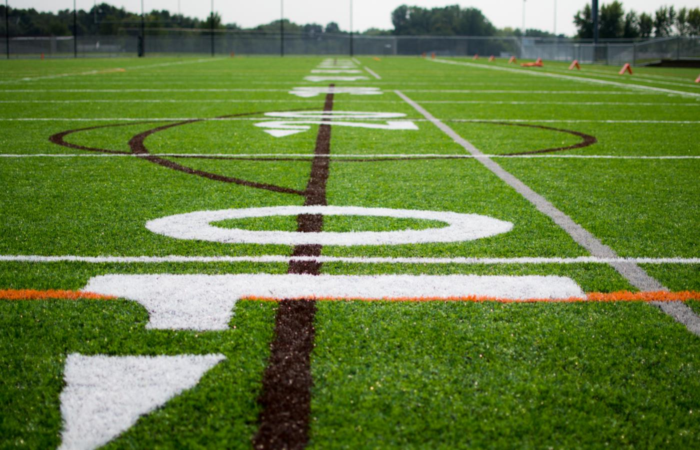 Delano High School Synthetic Turf Fields - 4