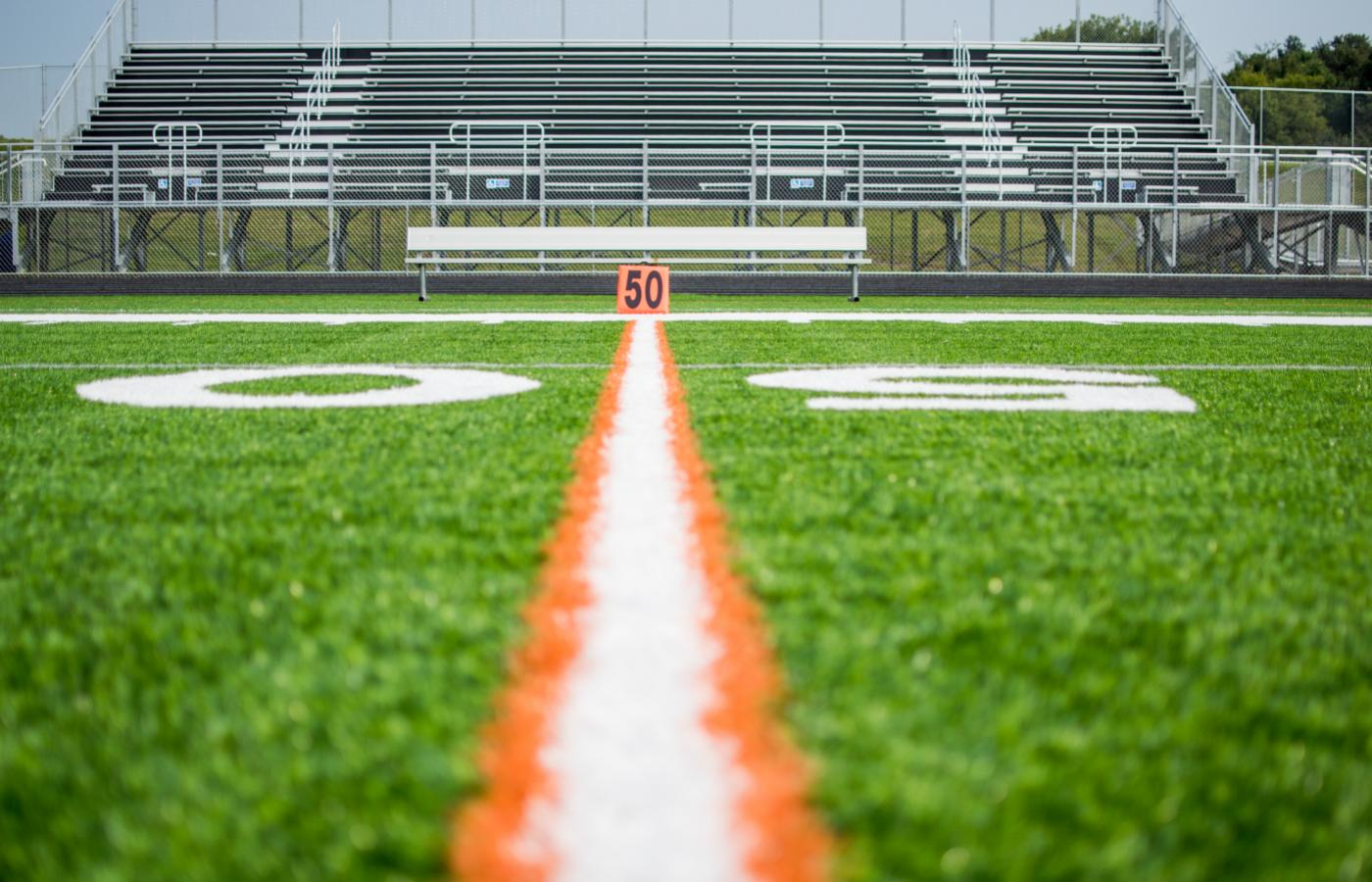 Delano High School Synthetic Turf Fields - 7