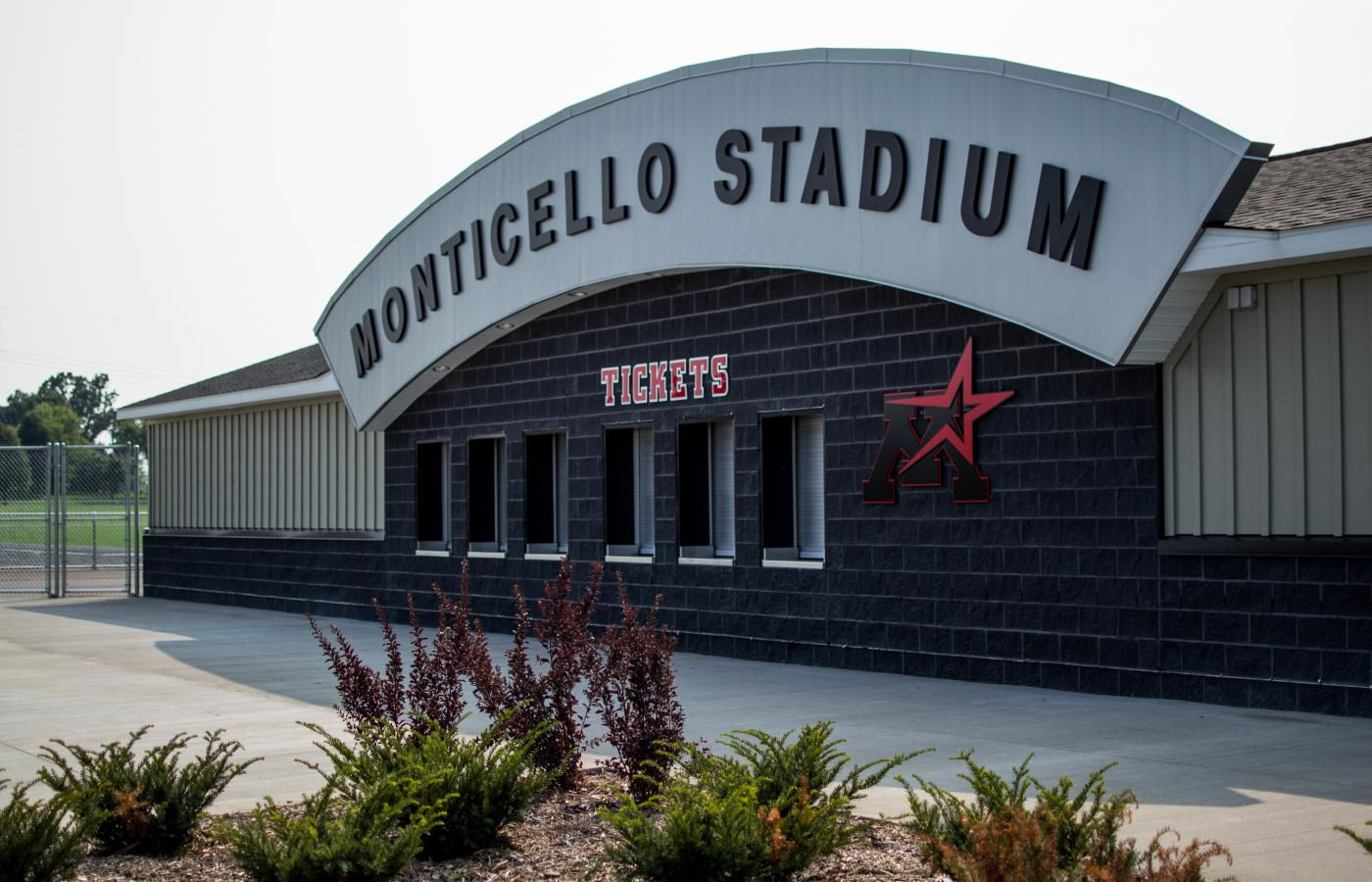 Monticello High School Athletic Complex - 6