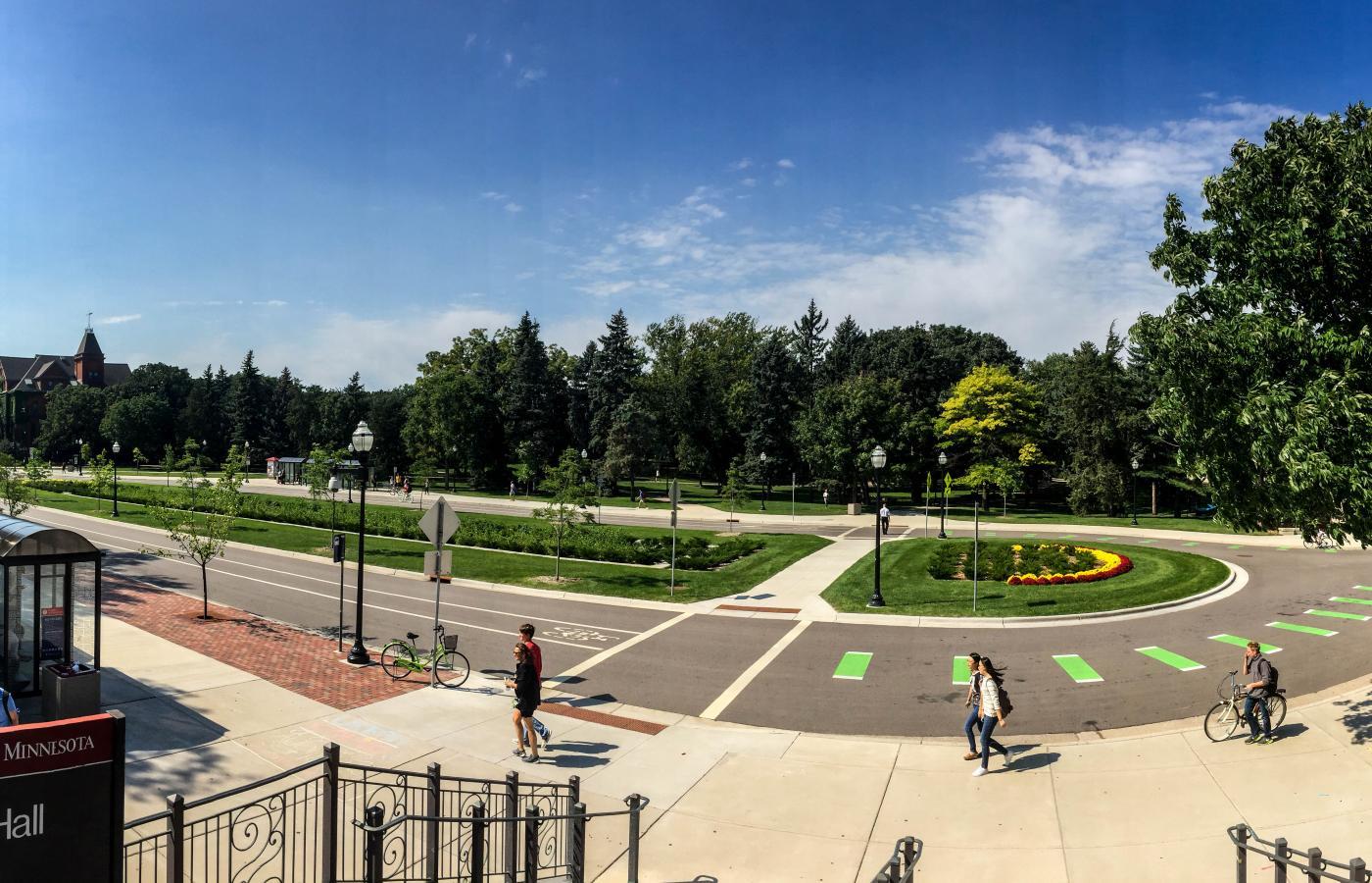 University of Minnesota Pleasant Street - 5