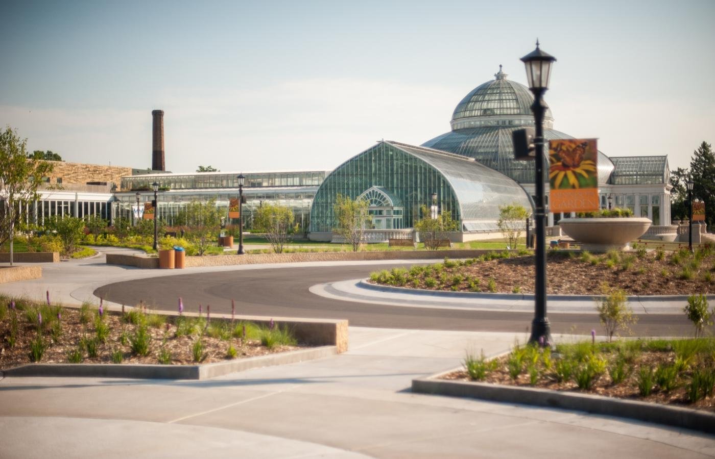 Minnesota Garden at Como Park - 4