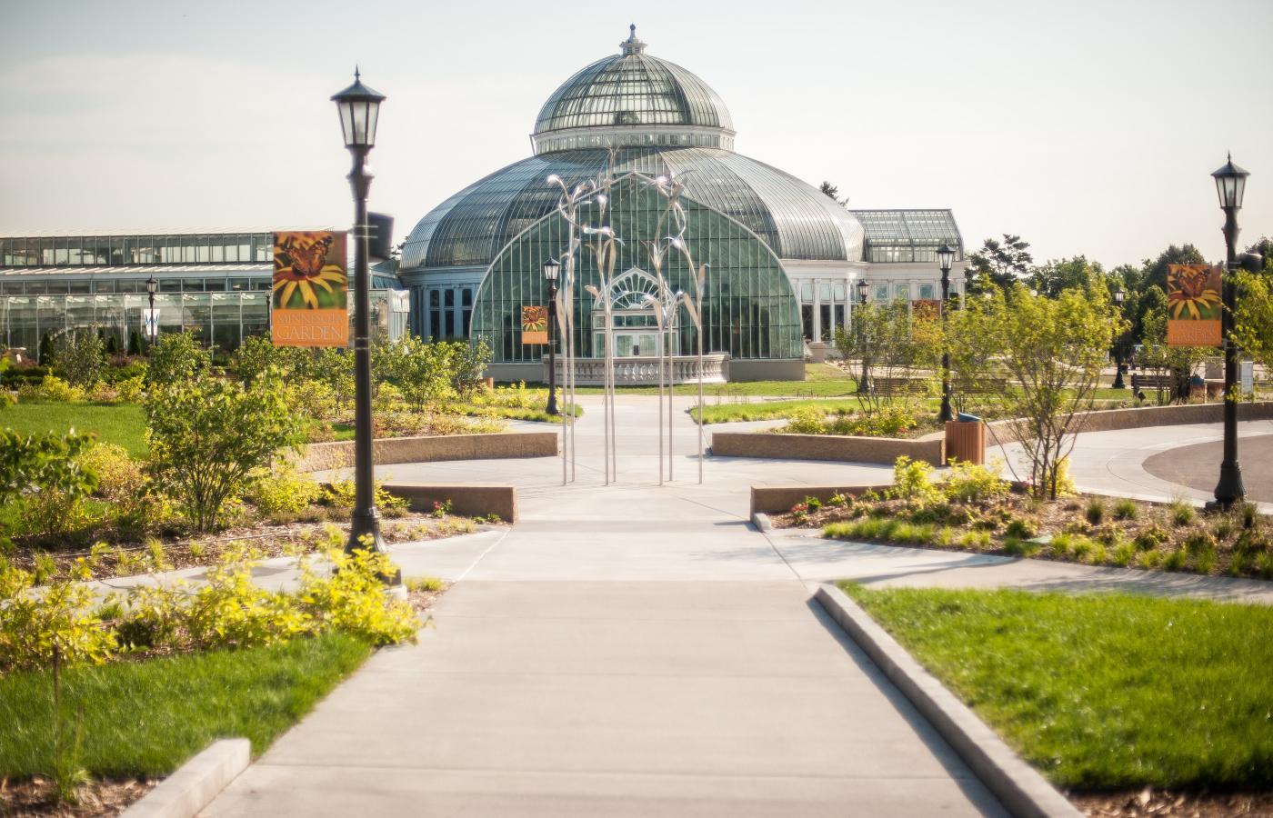 Minnesota Garden at Como Park - 3