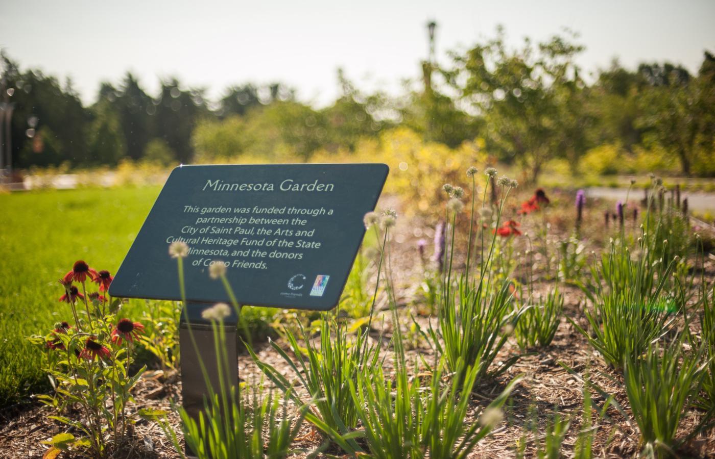Minnesota Garden at Como Park - 5