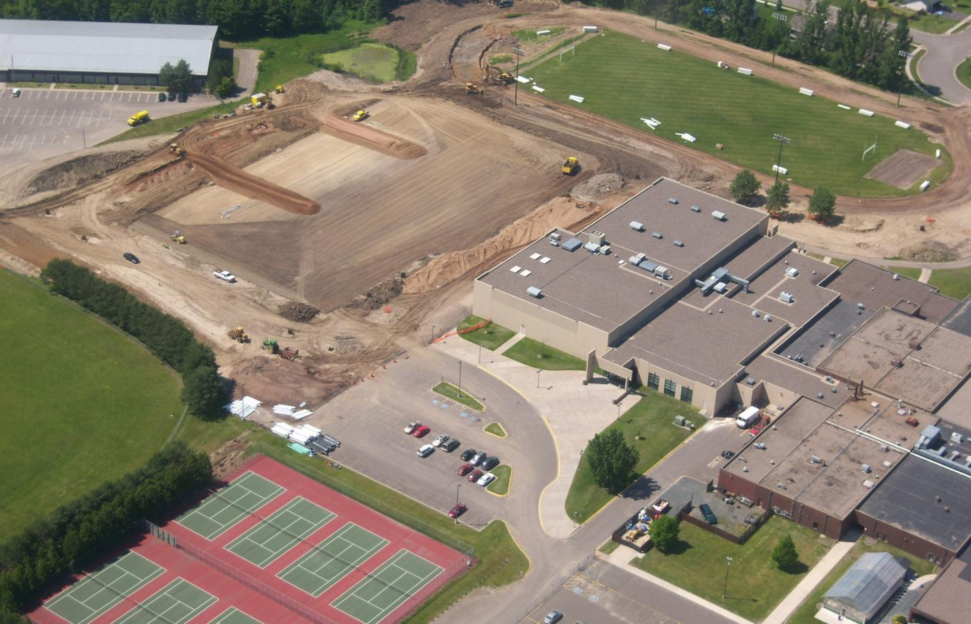 Chisago Lakes High School - 2